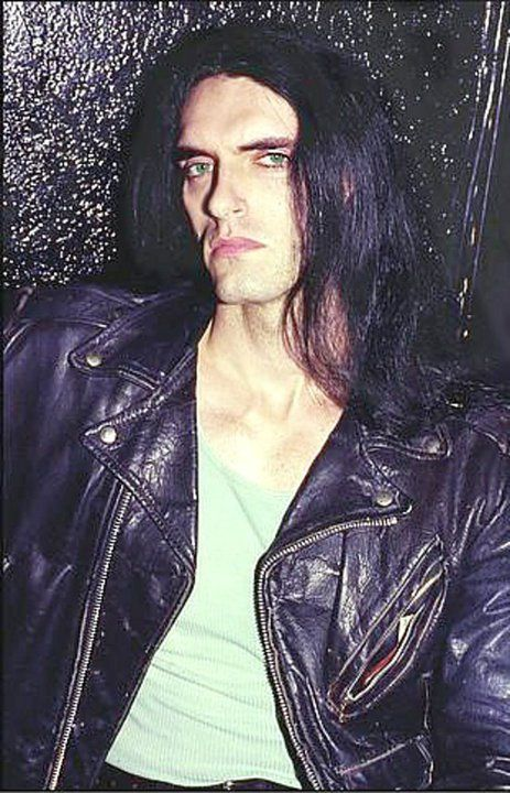 """""""I don't base my life upon fear, about what might happen tomorrow. I live for the day; I seize the day."""" - Peter Steele of the gothic-metal band Type O Negative from Brooklyn, NY"""