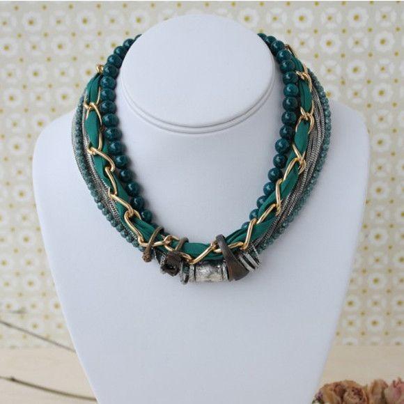 Charlotte Hosten Enchanted Necklace