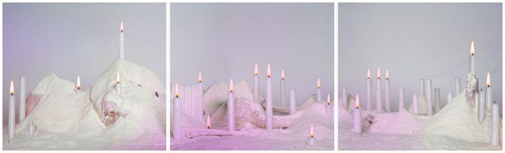 Melanie Roger Gallery: Richard Orjis, Powder
