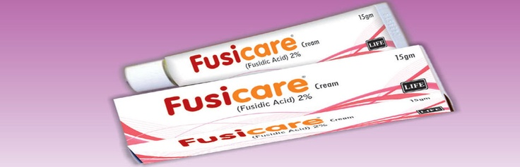 Fusicare Cream (Fusidic Acid) by Life Pharmaceutical Company