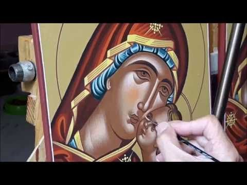Iconography Tutorial by Julia Bridget Hayes.