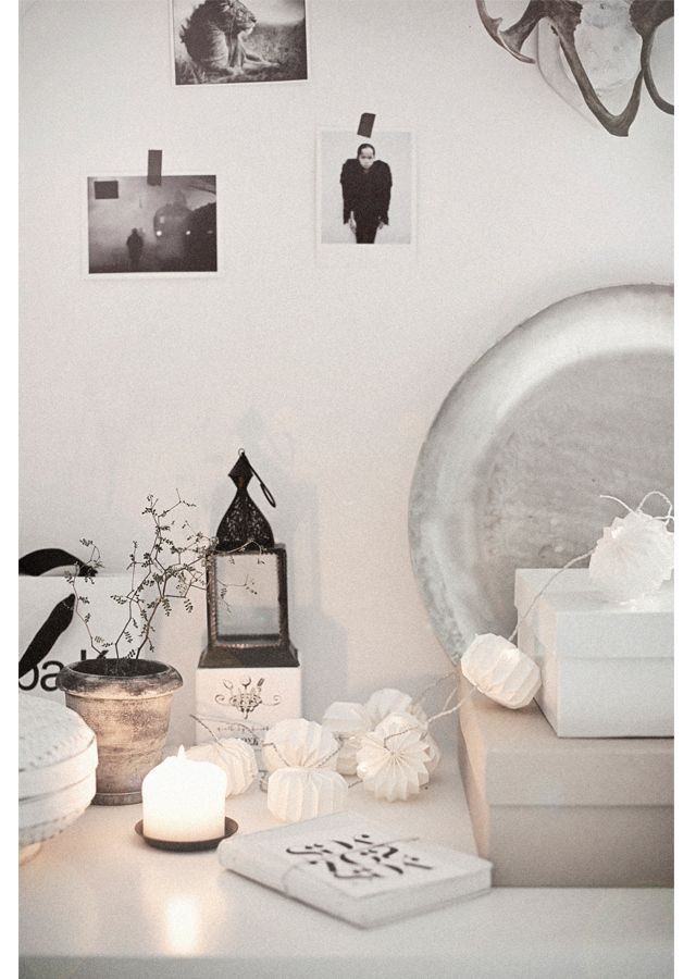 ... ♥ ...Pics on the Wall | display with washi tape