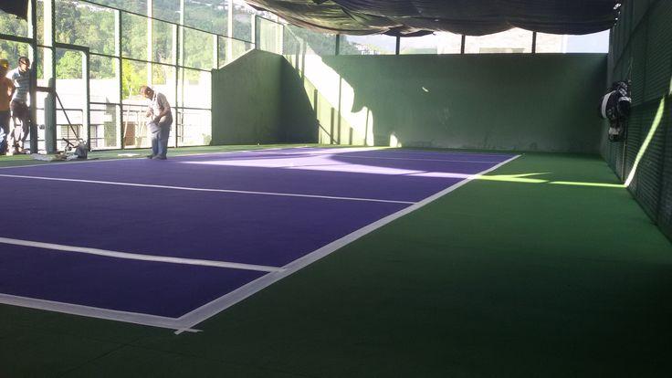 escenarios deportivos cancha padel