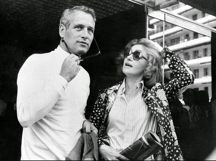Cannes stories, 1973. #paulnewman #joannewoodward #cannesfilmfestival #cannes2016 #cinema #icons #style #couple