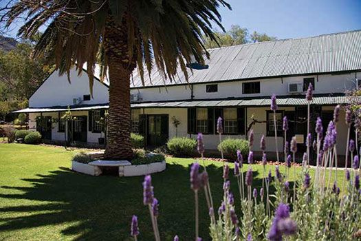 Lemoenfontein Country House | Accommodation in Beaufort West, Karoo