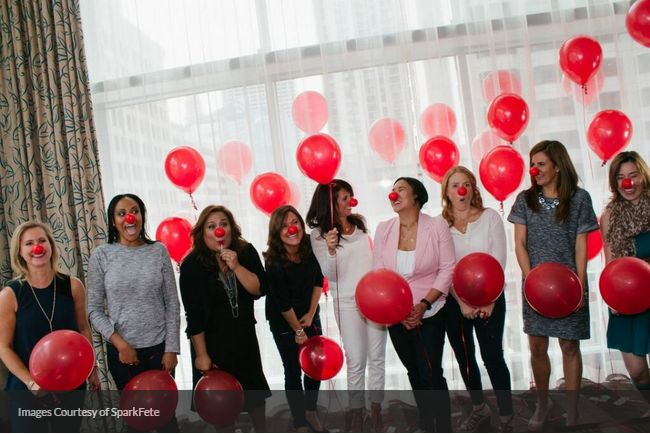 Walgreens Red Nose Day - Carusele