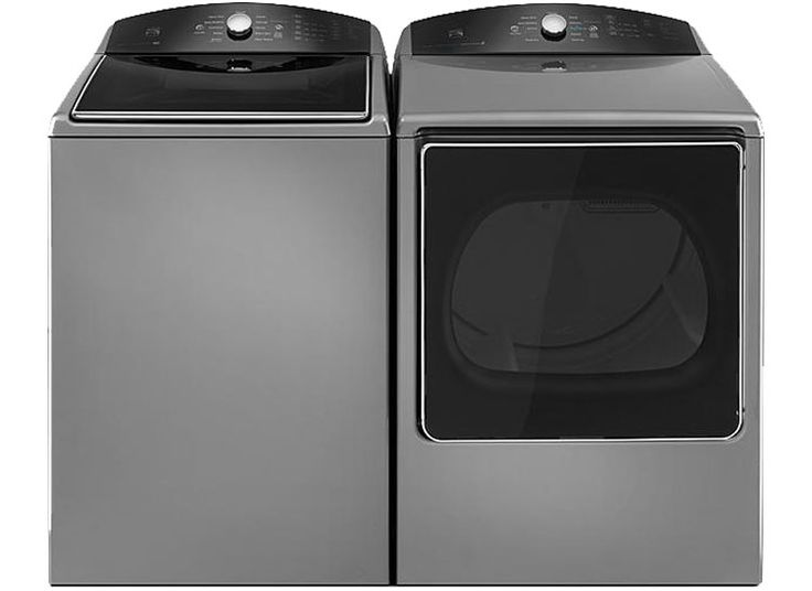The Best Matching Washers and Dryers - Consumer Reports Kenmore 28132 HE top-loader and Kenmore 68132 electric dryer - $800 each - Here's the deal: The washer is the least expensive and fastest of the top picks. It took 60 minutes using normal wash on a heavy-soil setting. There are eight wash cycles. Cleaning was impressive and the washer fit about 26 pounds of our laundry. Claimed capacity is 5.3 cubic feet. This machine is pretty quiet, as is the dryer. The tested dryer was superb at…