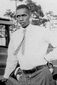 Harry Tyson Moore, teacher and civil rights pioneer led the Progressive Voters League from 1944 to 1950 and during that time registered more than 100,000 Black people to vote.