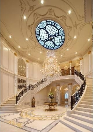 Pinterest the world s catalog of ideas for Luxury staircase