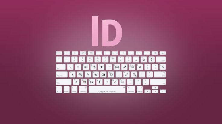 Adobe Indesign Keyboard Shortcuts Guide