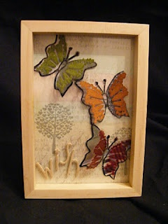 Wish Altered Frame by Sue OConnell using WOW! Earthtones/Pantry Collection
