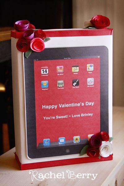 188 best Valentines images on Pinterest   Valentine box, Beauty ...