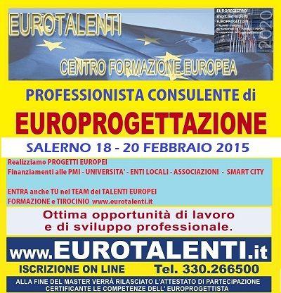 Lavoro immediato con le competenze ID 194695 - dbAnnunci.it#LAVORO IMMEDIATO-OPPORTUNITA' #PROFESSIONALE ad alto rendimento economico con le competenze dell' #EUROPROGETTISTA.ENTRA nel TEAM DEGLI ESPERTI IN #EUROPROGETTAZIONE –ESPRIMI IL TUO TALENTO: www.eurotalenti.it