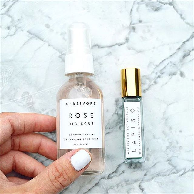 Best Friends Travel Size Rose Hibiscus Face Mist And Lapis Oil