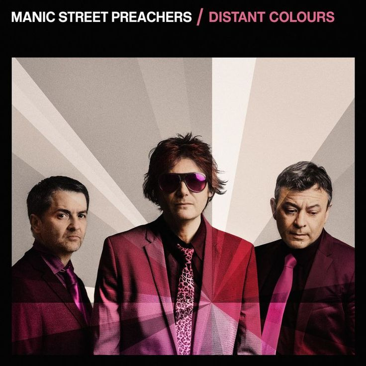 Distant Colours by Manic Street Preachers - Distant Colours