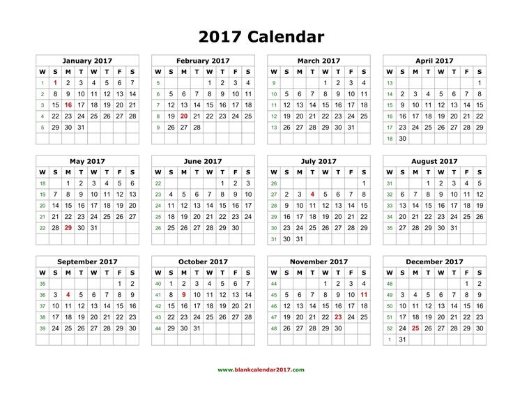 The Latest Collection Of Calendar 2017 High Definition Format Templates For Free Housekeeping Pinterest 2018 Printable