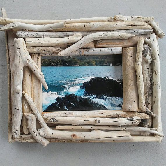 driftwood photo frame - Driftwood Picture Frames