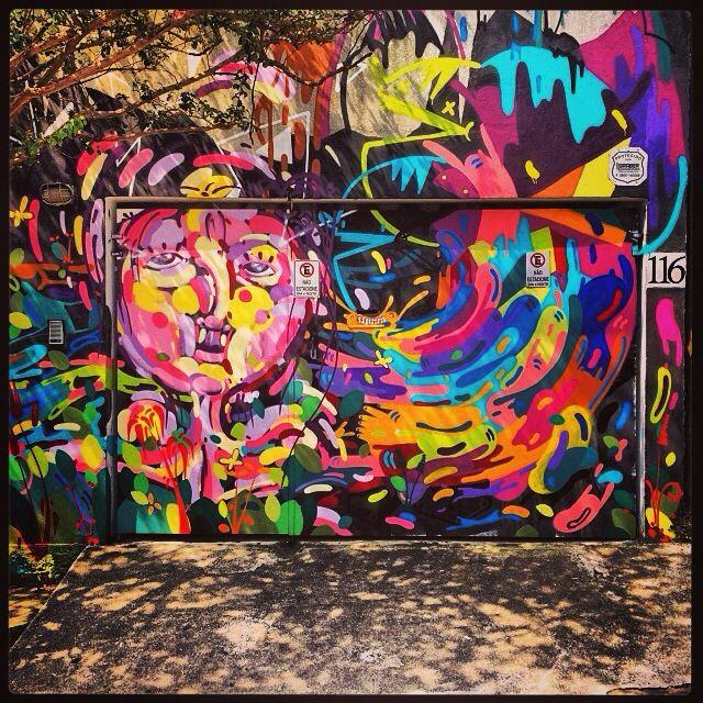 Street art urban art art graffiti urban