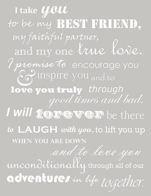 Words...#wedding #vow #quote #motto #mantra #love #marriage #inspiration