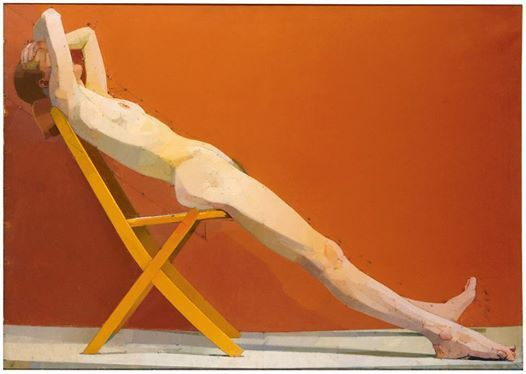 Bare Life - A major exhibition of British Art opens in Munster   Offer Waterman
