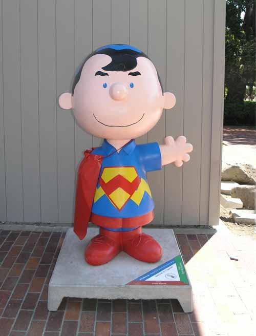 Good grief, It's Superman