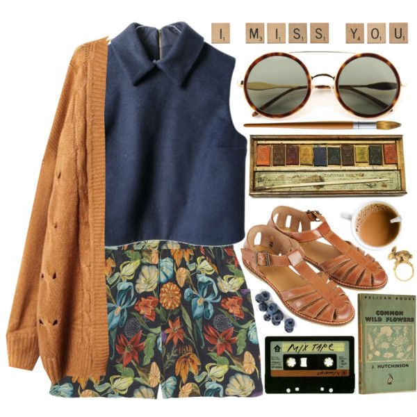 Artistic by child-of-the-tropics on Polyvore featuring mode, COS, Minimarket, Topshop, Sam Ubhi and INDIE HAIR