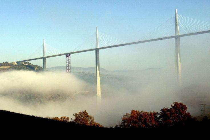 En images : le dixième anniversaire du viaduc de Millau