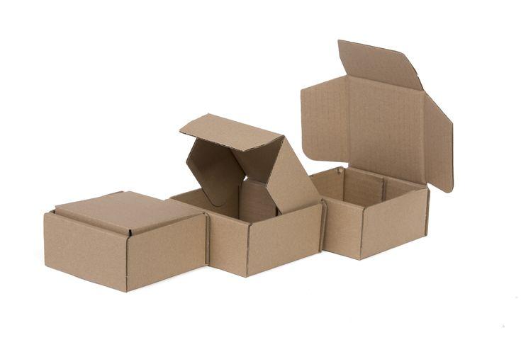 #Versandschachtel 100x100x50 mm - Länge: 100mm - Breite: 100mm - Höhe:     50mm - Menge wählbar Stärke / Qualität: - Schichten: 3 - Welle: 1-wellig-B-Welle - Stärke: 400G/qm - Farbe: grau  #Klappdeckelkarton #Faltkarton #Karton #Schachtel #Verpackung #Versand #Versandmaterial
