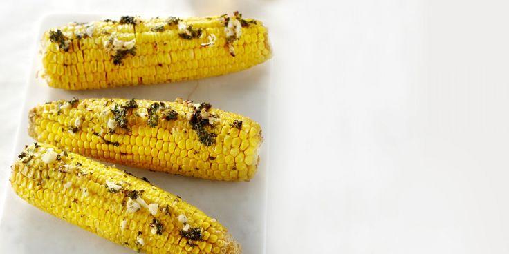Jan Linders - Geroosterde maïs met peterselieboter