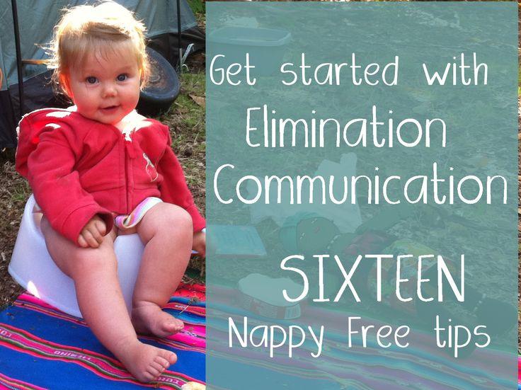 Elimination Communication Nappyfree Baby