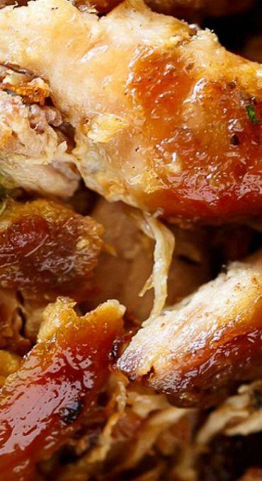Pork Carnitas (Mexican Slow Cooker Pulled Pork)