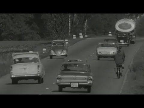 Autowerbung 50er Jahre - YouTube