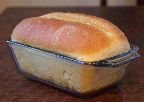 You can do it sandwich bread
