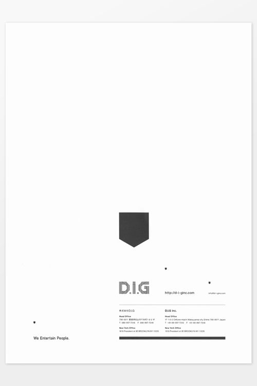CLIENT : 株式会社D.I.G DATE : 2012