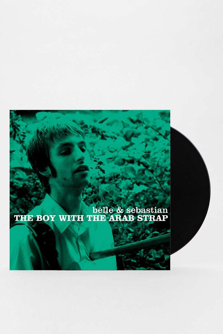 Vinyl Record Storage Shelf Belle Sebastian Junkies Album Covers