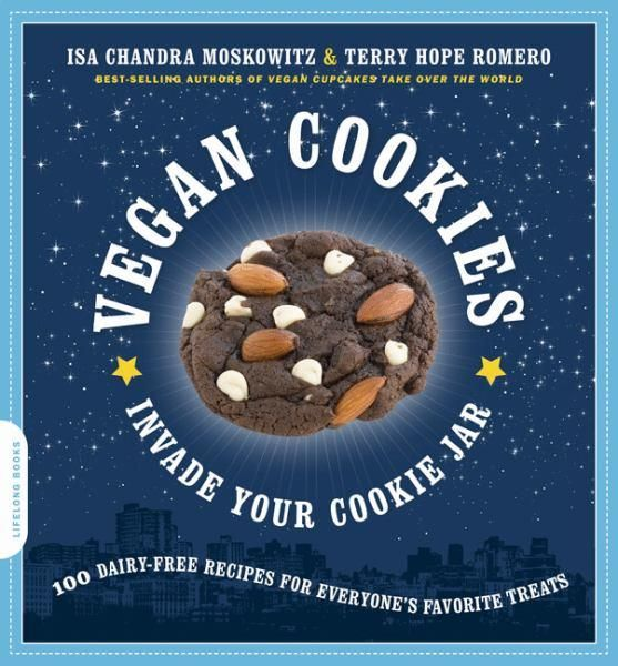 Prices (including delivery) for Vegan Cookies Invade Your Cookie Jar by Isa Chandra Moskowitz range from $19.39 at AbeBooks up to $48.38.