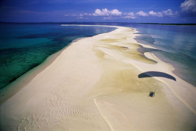 Kei Islands, Maluku.