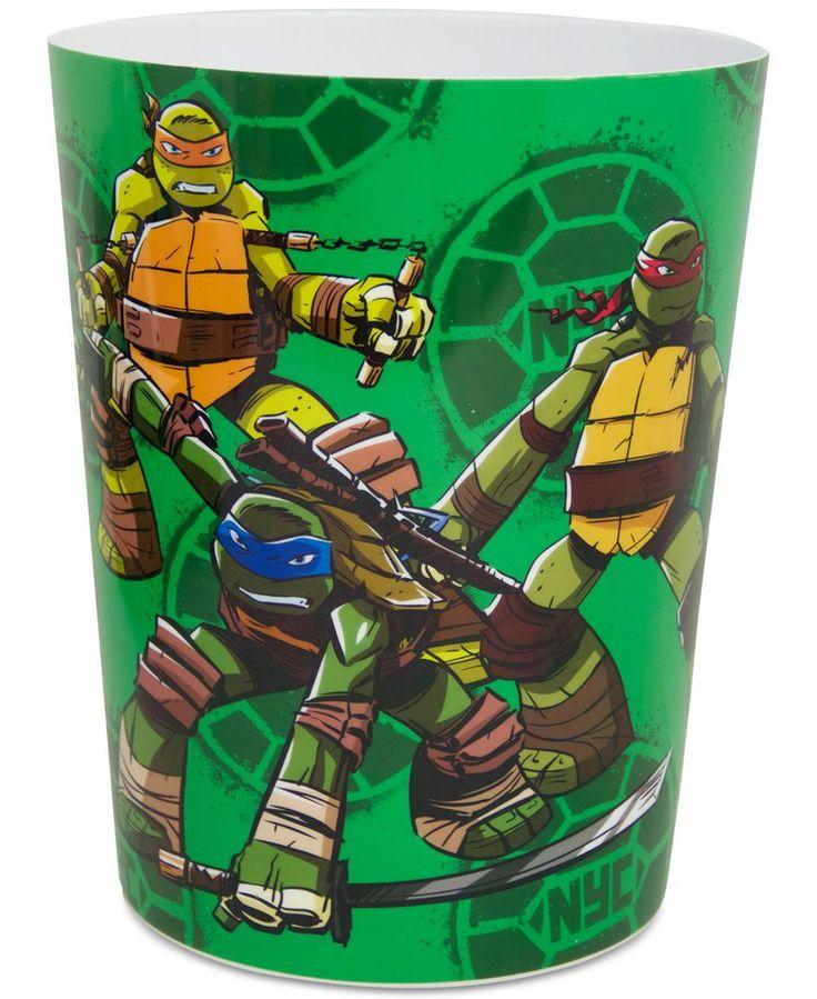 Teenage Mutant Ninja Turtle Waste Basket Products