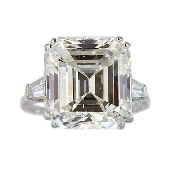 Bien-aimé Les 25 meilleures idées de la catégorie Diamants taille émeraude  QO76