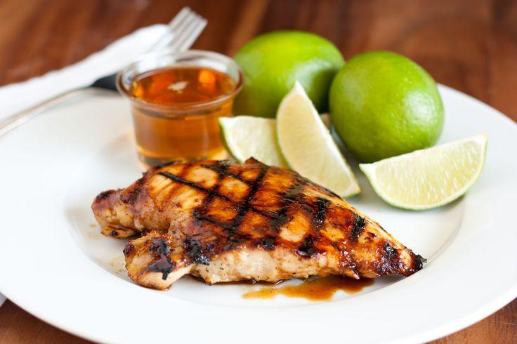 Grilled Honey Lime Chicken: Honey Limes, Chicken Recipes, Cooking Classy, Grilled Honey, Limes Chicken, Chicken Thighs, Grilled Chicken, Healthy Chicken, Chicken Breast