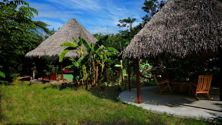 Each casita comes with Gazebo and a private garden.