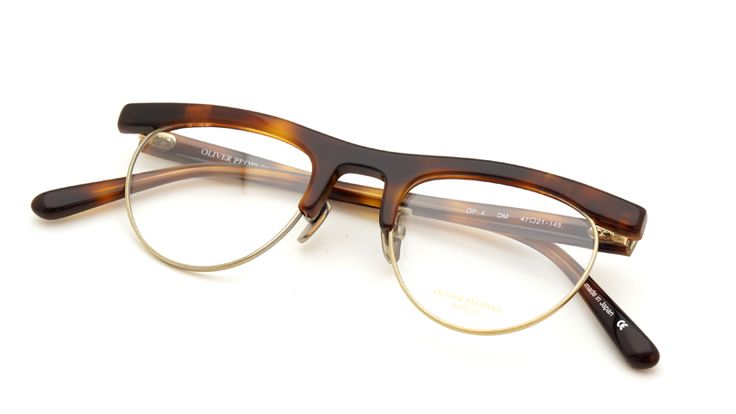 OLIVER PEOPLES [OP-4 DM] | archive collection | PonMegane