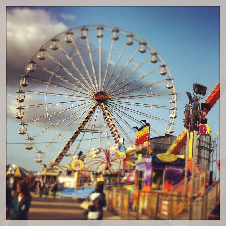 Fun Fair, Dun Laoghaire, Dublin