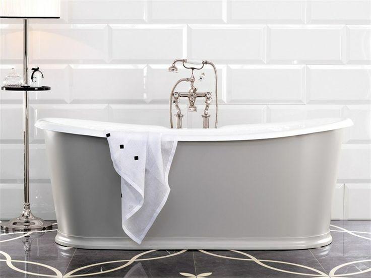 vasca da bagno stile antico
