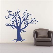 Wallsticker Forårstræ