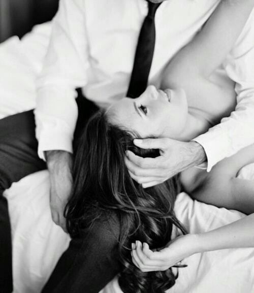 my head in his lap, his hand in my hair = my happy place