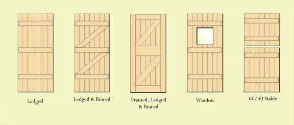 Ledge \u0026 Brace Doors | Woodworking (Workshop) Ideas \u0026 Inspiration | Pinterest | Doors Woodwork and House  sc 1 st  Pinterest & Ledge \u0026 Brace Doors | Woodworking (Workshop) Ideas \u0026 Inspiration ...