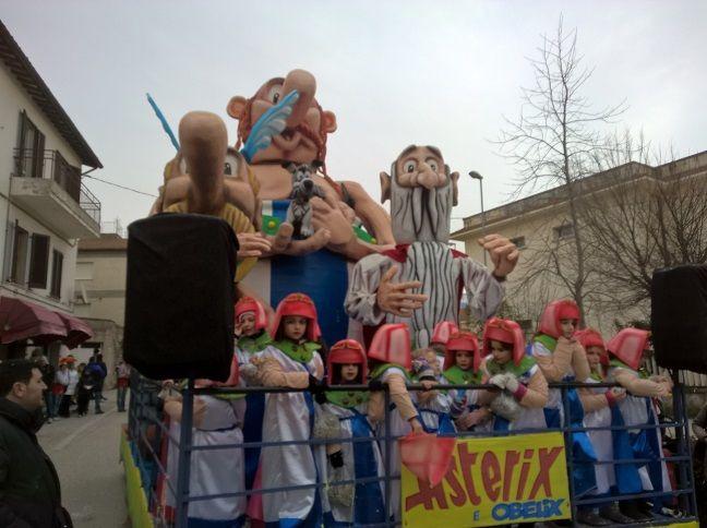 Viabilità, SP 403 di Bevagna, divieto di circolazione dei veicoli per festa di carnevale