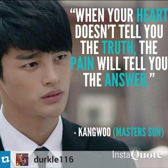 356 Best KDrama Quotes Images On Pinterest