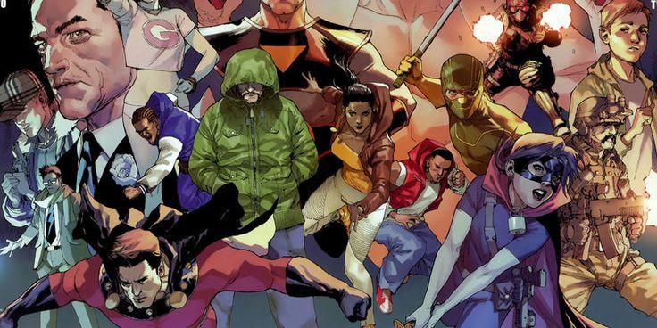 Szykuje się wysyp komiksowych hitów na Netflixie.   #Netflix #Stream #VOD